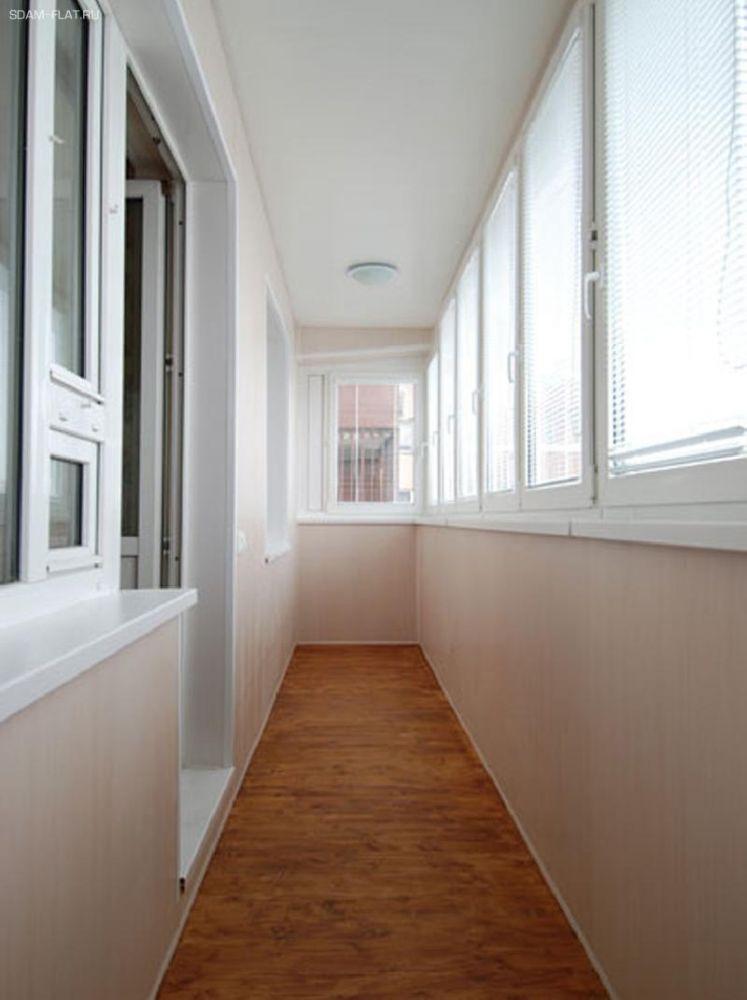Отделка балконов и лоджий, панели пвх, настенные панели.